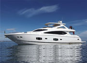 Sunseeker Yacht 88 Motor Yacht for Charter - Solent, UK